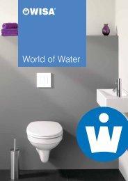 Wisa world of water - Warmteservice
