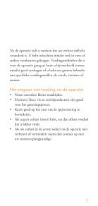 Voeding en een stoma - Dansac - Page 5