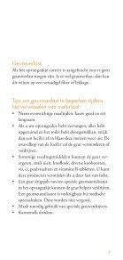 Voeding en een stoma - Dansac - Page 7
