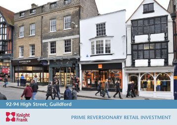92-94 High Street, Guildford PRIME - Commercial Property Search ...
