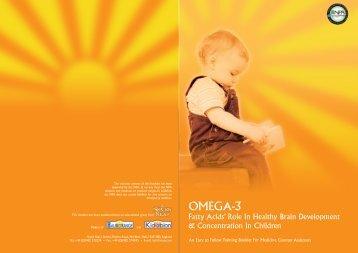 OMEGA-3 - Seven Seas