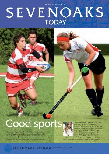 Good sports - Sevenoaks School