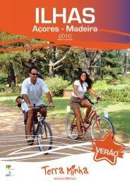 açores - Madeira - Terra Brasil