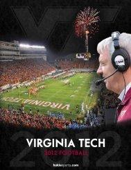 VIRGINIA TECH - HokieSports.com