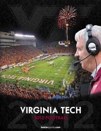 VIRGINIA TECH - HokieSports.com