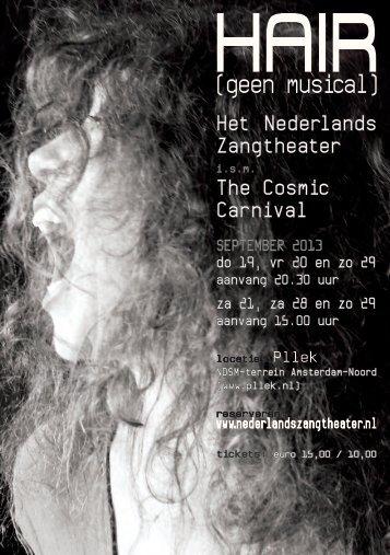 (geen musical) - Boog Nederland