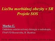 Doc. MUDr. Lubomír Marko PhD - všeobecný praktický lekár