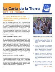 La Carta de la Tierra - Plataforma colaborativa del CEP Marbella-Coín