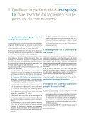 marquage CE sur les produits de construction - Lorraine.cci.fr - Page 7