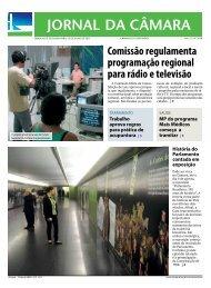 Comissão regulamenta programação regional para rádio e televisão