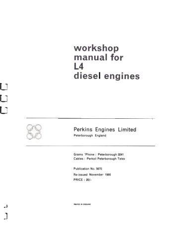 Perkins L4 Workshop Manual.pdf - Fuji Yachts Website
