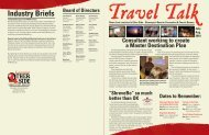 Travel Talk - Shreveport - Bossier Convention and Tourist Bureau