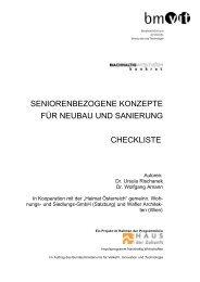 Checkliste - NachhaltigWirtschaften.at