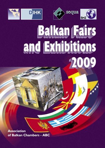 Members Of The Association Of The Balkan Chambers