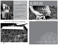 PICA - UC Santa Cruz - Student Housing Services - University of ...