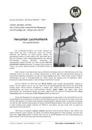 106 Herzstück Leichtathletik - Vienna Cricket And Football Club