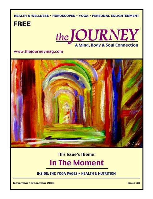 November-December 2008 - The Journey Magazine