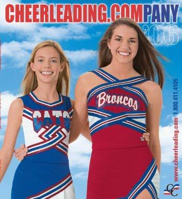 2006 Catalog - Cheerleading Company