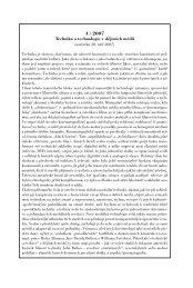 Technika a technologie v dějinách médií (uzávěrka 30 ... - Iluminace