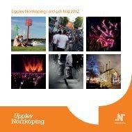 Upplev Norrköping i ord och bild 2012