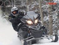 2011 Snowmobile Brochure - Yamaha of Cucamonga