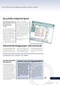2001 del1 - Juristkontakt - Page 5