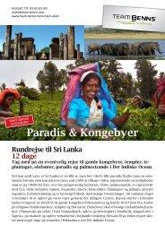 Paradis & Kongebyer - Team Benns