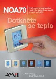 NOA70 - produktový list - Amit
