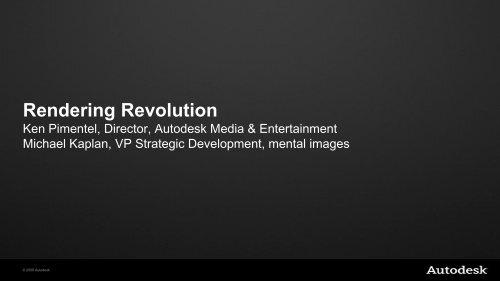 master slides - Nvidia