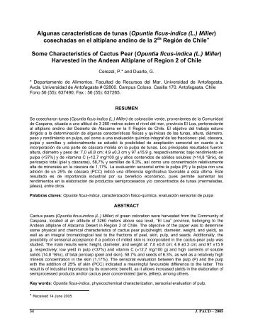 Opuntia ficus-índica \(L - Journal of the Professional Association for ...