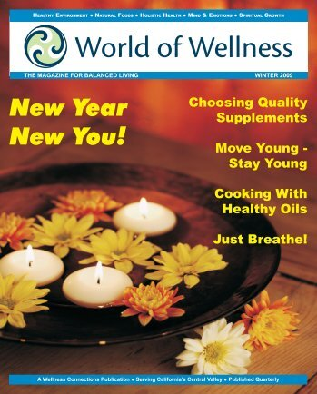 Sunday January 31, 2010 10:00 AM - World of Wellness magazine ...