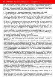 B-01 Anexo 38 - Planes SMART Negocios - Julio 2011 - Claro