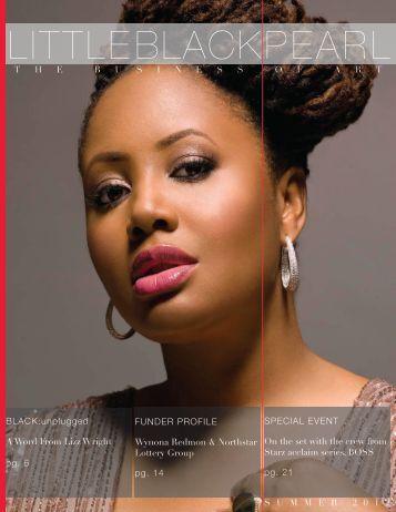 LBP Magazine Summer 2012 - Little Black Pearl