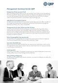 QRP MANAGEMENT-SEMINARE - QRP Management Methods ... - Page 2