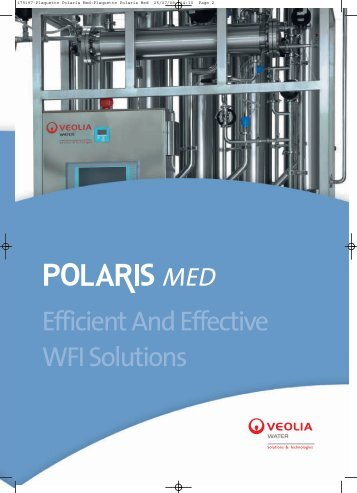 179197-Plaquette Polaris Med:Plaquette Polaris Med - Veolia Water ...