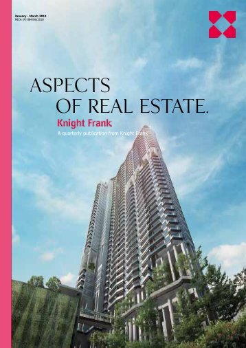 aspects of real estate. - Knight Frank Property Agent