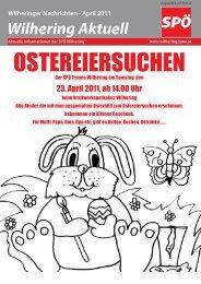 April 2011 - SPÖ Oberösterreich