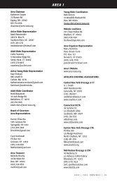 2009 Fall Omnibus - Area 1, I - United States Eventing Association