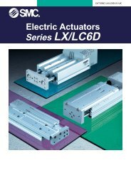 Series LX/LC6D - SMC Pneumatics (Ireland)