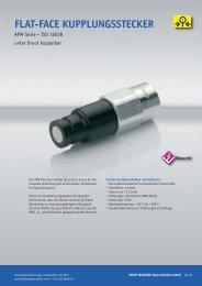APM Serie - Ernst Wagener Hydraulikteile GmbH