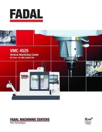 VMC 4525 - Compumachine