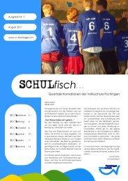 Schulfisch-Ausgabe 7 - Volksschule Fischingen