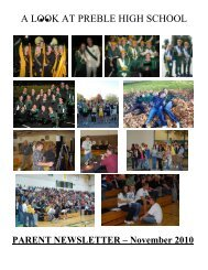 2010 November new nl 2.pdf - Green Bay Preble