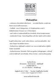 Getränkekarte (PDF) - Eschenbräu