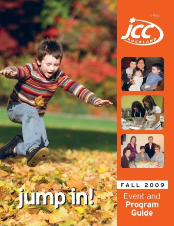 Youth and Family - JCC Rockland