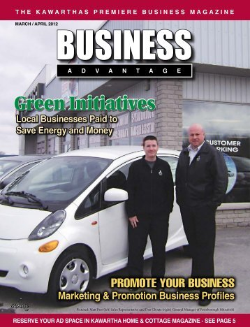 March/April 2012 - Admax Marketing