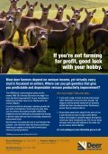 Deer Industry News - Deer Industry New Zealand - Page 2