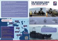 the response force task group (rftg)
