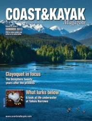 Clayoquot - Wavelength Paddling Magazine