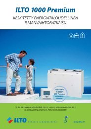 ILTO 1000 Premium - Netrauta.fi